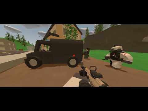 Illegal Arms Deal - Unturned Roleplay