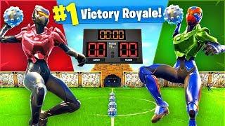 *NEW* TRAPBALL Custom Gamemode In Fortnite Battle Royale thumbnail