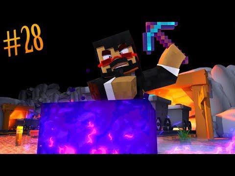 Minecraft: IMMORTAL ARTIFACT RISK - Skybounds Ep. 28