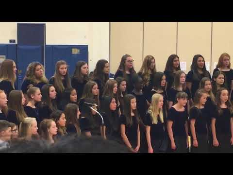 Hawthorn Middle School North Choir Concert