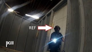 The Ref Decides to Play! - Airsoft Factory Gameplay