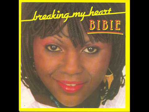 Bibie - Breaking My Heart (Tout Simplement) (1985)