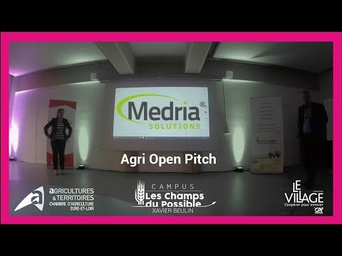 MedriaSolutions - Agri Open Pitch