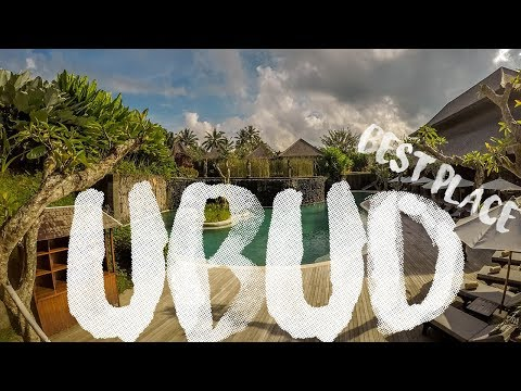 Best Place to Stay in Ubud, Bali