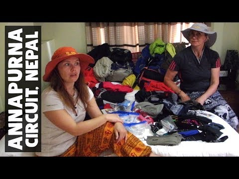 Our Annapurna Circuit gear reviewed