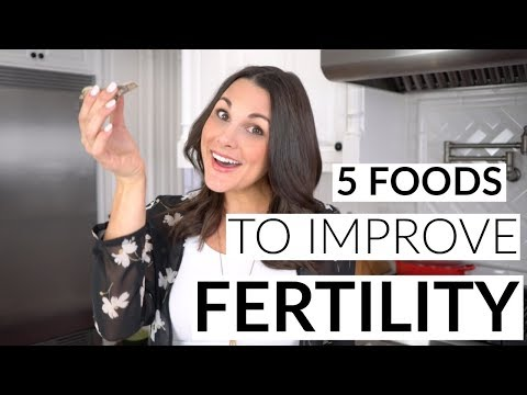 Foods For Fertility: 5 Foods To Help You Get Pregnant!