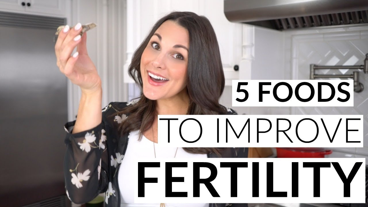 Fertility Foods: 5 Foods That May Increase Your Chances of Conception