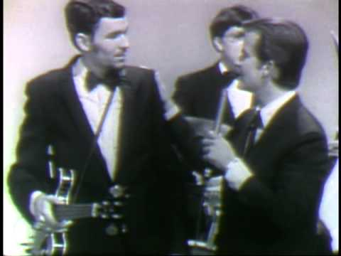 American Bandstand 1968- Interview Jay and the Techniques