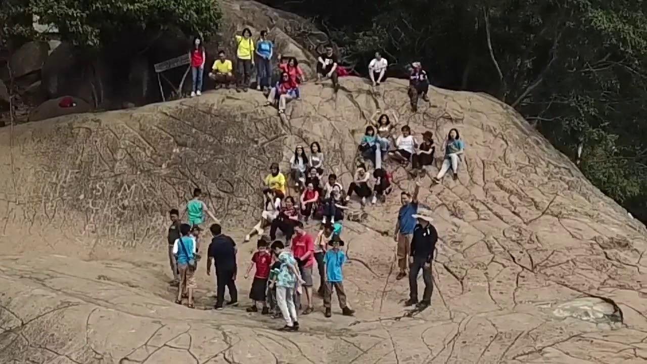 Pendakian Gunung Lembu Purwakarta 972 Mdpl Youtube