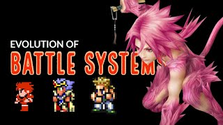 The Complete Evolution of Battle Systems [The Early Years]