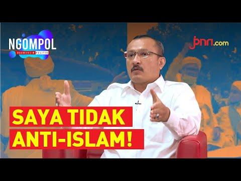 Jangan Biarkan Jokowi Sendirian, Lawannya Banyak (Part 1)