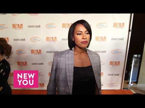 Kearran Giovanni at the Hollywood Bag Ladies Luncheon