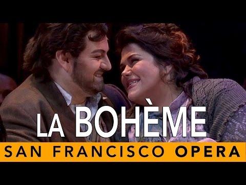 La Bohème Highlights – Leah Crocetto (Mimì) and Giorgio Berrugi (Rodolfo) – San Francisco Opera