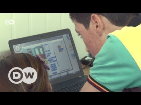 Refugee Code Week: Chance For Young People? | DW English