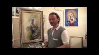 Обучение курсы Album, Presentation, oil painting