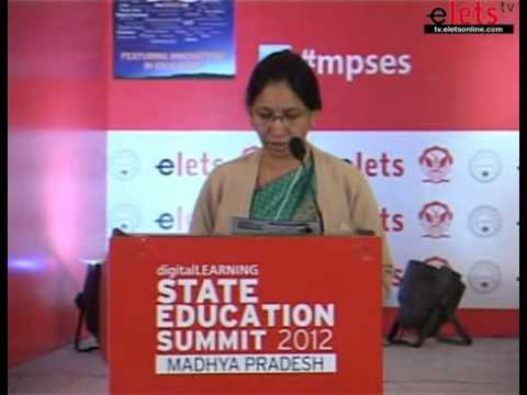 SES 2012 - Madhya Pradesh - Right to Education (RTE) and its Implications for Schools