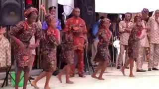 Nigerian Cultural Dance - Yoruba - Solo Performances II