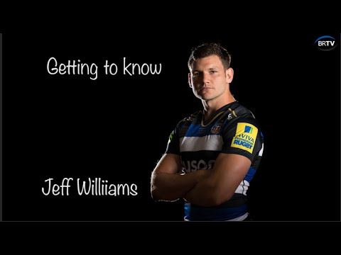 BRTV: Getting to Know Jeff Williams