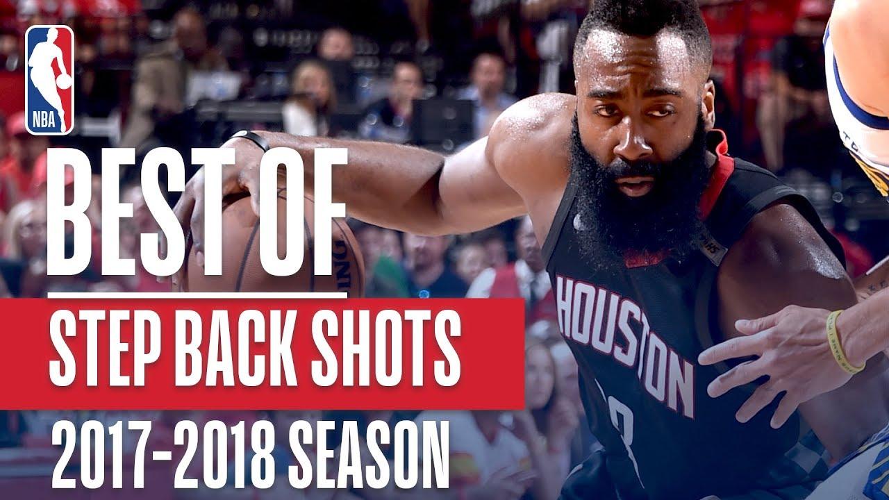 Best Step Back Plays: 2018 NBA Season