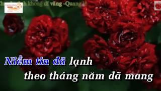 chuyen tinh khong di vang KARAOKE HD