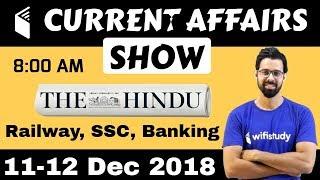 800-am-daily-current-affairs-11-12-dec-2018-upsc-ssc-rbi-sbi-ibps-railway-kvs-police