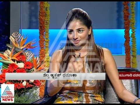 Punith Rajkumar & Rachita Ram talk on Chakravyuha   Ugadi Special   Part 1