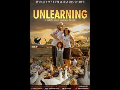 UNLEARNING - A GUIDE FOR FAMILIES WHO CHANGE THE WORLD PROMO HD (eng)