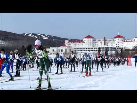 2015 Bretton Woods Marathon