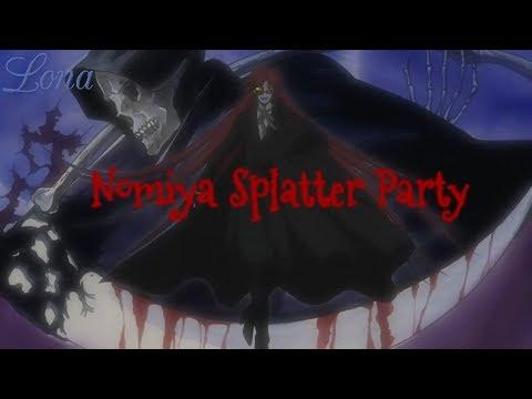 Nomiya Splatter Party | Грелль Сатклифф | Kuroshitsuji Тёмный дворецкий