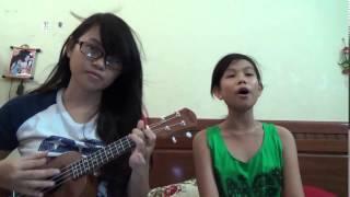 Em vẫn nhớ truờng xưa - Ukulele cover by Song Thảo