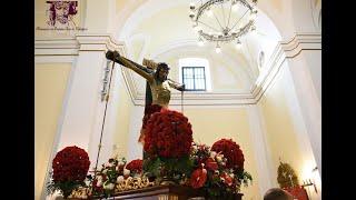 Novena en Honor del Santísimo Cristo de Valdelpozo 29/04/2021