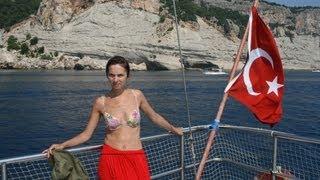 видео Бельдиби (поселок в Турции). Слайд-шоу.