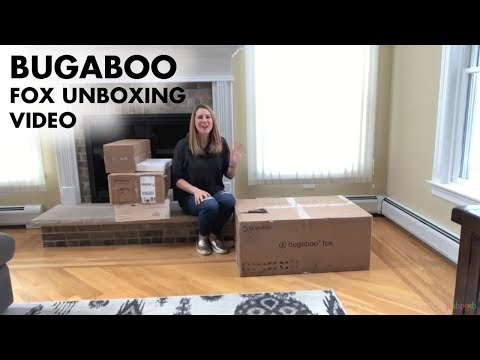 Bugaboo FOX Unboxing And Assembly Video
