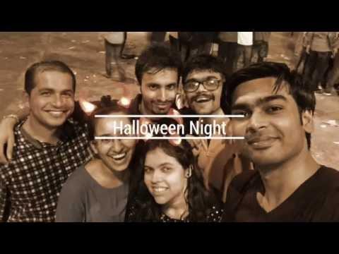 IIT Bombay Halloween