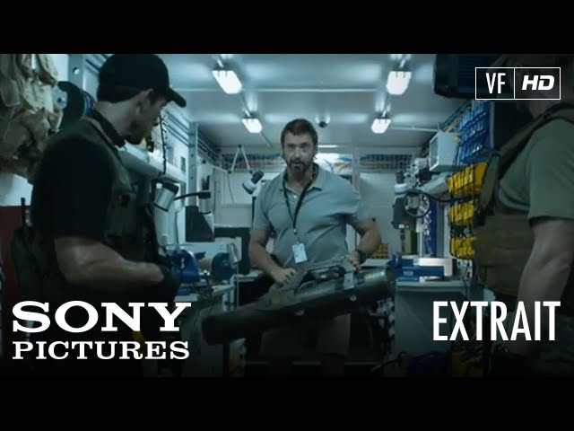 Chappie - Extrait Where You Going - VF