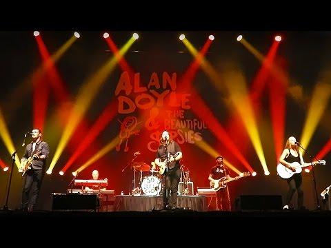 The Night Loves Us, Alan Doyle & The Beautiful Gypsies, Barenaked Ladies Silverball Tour, Victoria