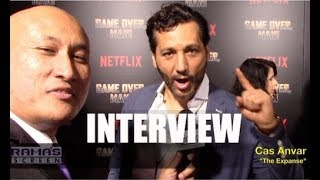 My Interview with Cas Anvar About