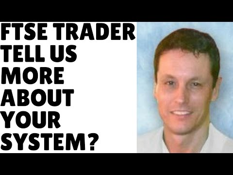 Is your trading discretionary or do you follow a mechanical trading system?