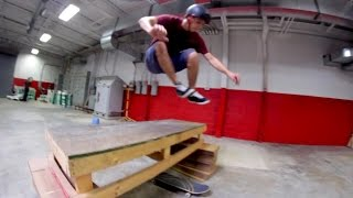 Creative Skateboarding at Shredquarters