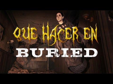Guía de Buried: Trucos, estrategias, secretos... TODO