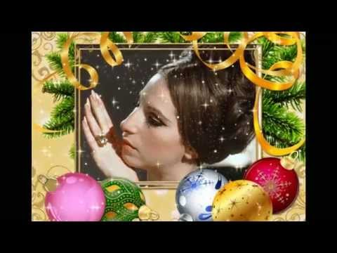 """I'll Be Home for Christmas"" by Barbra Streisand"
