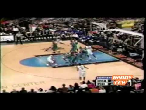 Allen Iverson Breaks David Wesley