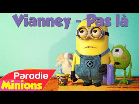 "(Parodie Minions) ""Malade"" (de Vianney - Pas Là)"