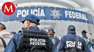 Tras 90 años, último día de la Policía Federal