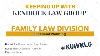 KUWKLG: Financial Planning