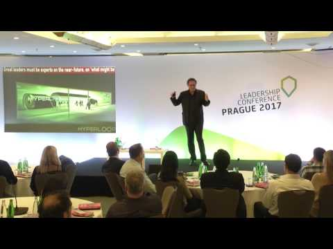 NEX Markets - Prague Conference Keynote with Gerd Leonhard