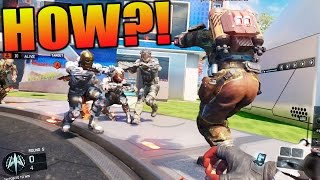 NO WAY I SURVIVED THIS 1 Vs. 17!! (RUNNING WITH CIZZORZ #41)