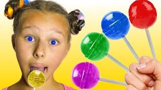Canción de Color de la familia del dedo | Canción Infantil | Canciones Infantiles con Miss Emi