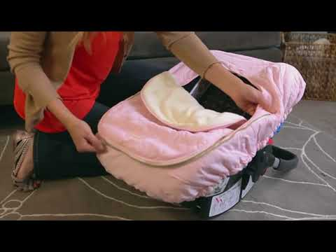 JJ Cole Car Seat Cover   Protect Your Baby From The Elements