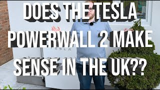 Tesla Powerwall 2 UK Review in 2021  Is a home battery worthwhile for solar power users in the UK?